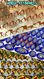 Kůňové klávesnice - náhled