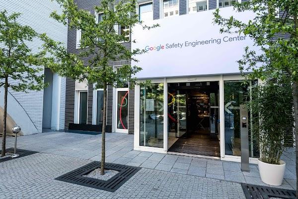 Einblicke in das Google Safety Engineering Center