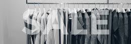 Clothing Sale - Twitter Header item
