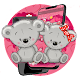 Pink Teddy Bear Lover Theme Download on Windows