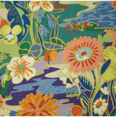 Sunshine Road av Liberty Art Fabrics