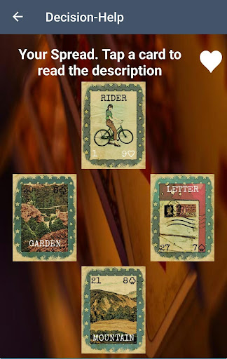My Tarot App - Card Reading Premium screenshot