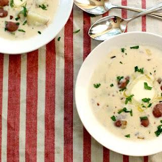 Gramma's Easy Potato Soup