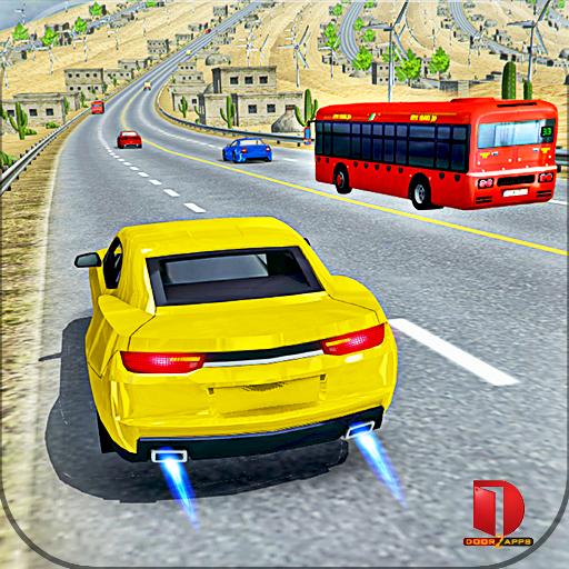 Modern Car top drift Traffic Race- free games (game)