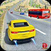 Modren Car Traffic Race