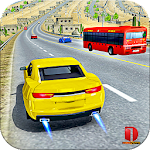 Modern Car top drift Traffic Race- free games Icon