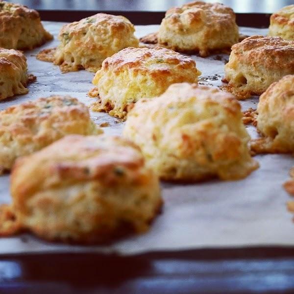 Soooo Good, Iris's Hot Cheese Biscuits Recipe