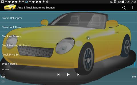 Auto & Truck Ringtones Sounds screenshot 8