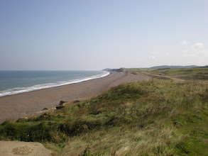 Photo: Norfolk Coast Path - From Wiveton to Cromer - The beach near Salthouse