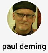 Google profile image for Paul deming