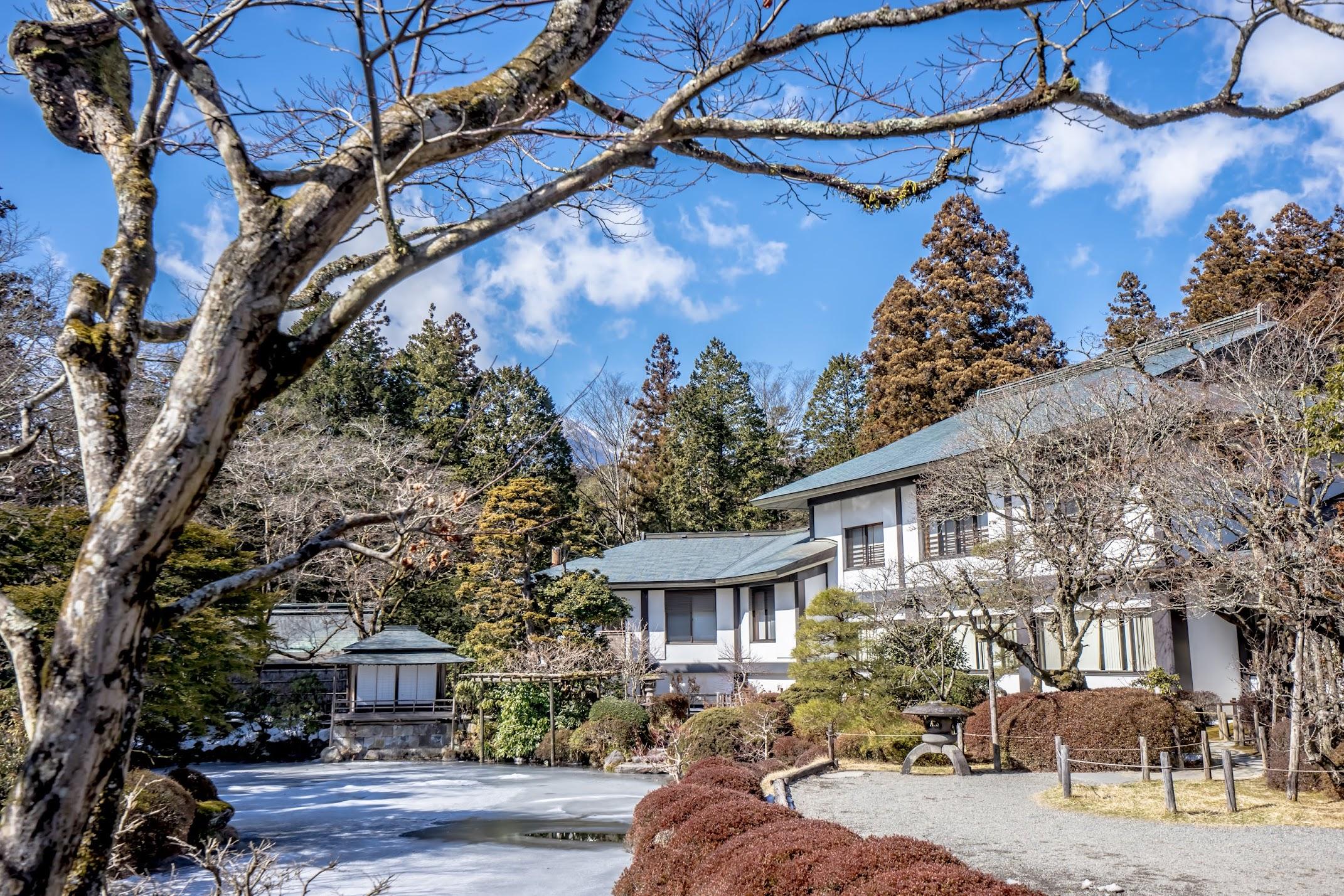 Nikkosan Rinno-Ji Temple Shoyoen garden3