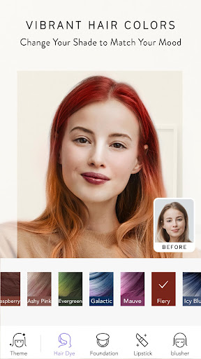 MakeupPlus - Your Own Virtual Makeup Artist screenshot 3