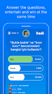 App Hadi - Live Trivia Game Show APK for Windows Phone