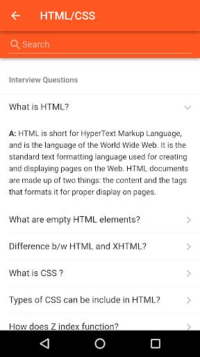 IT Interview Crack 1.4 screenshots 8