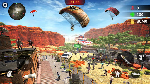 Zombie Survival 3D: Fun Free Offline Shooting Game  screenshots 2
