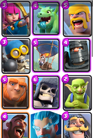 Guide for Clash Royale 10.0.0 screenshot 896057