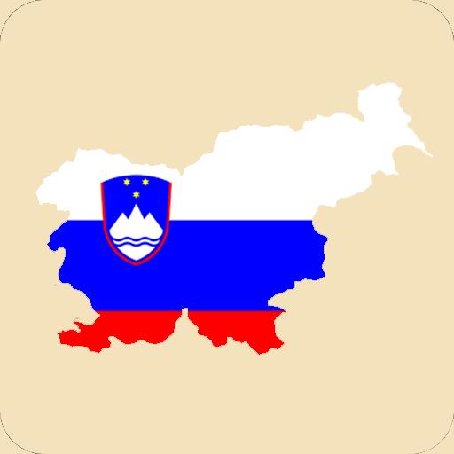 Android aplikacija Mesta Slovenije