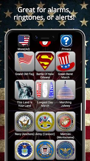 Patriotic American Ringtones ss3