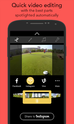 10app for GoPro video editing