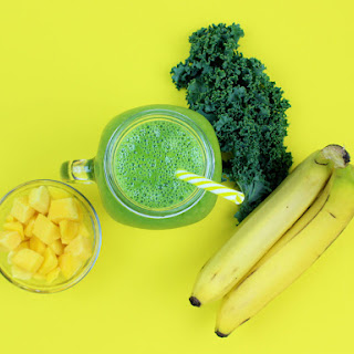 Tropical Green Smoothie Recipe
