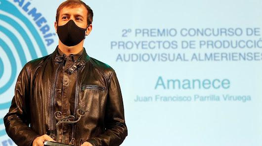 Juan Francisco Viruega, nominado a los Premios Asecan del Cine Andaluz