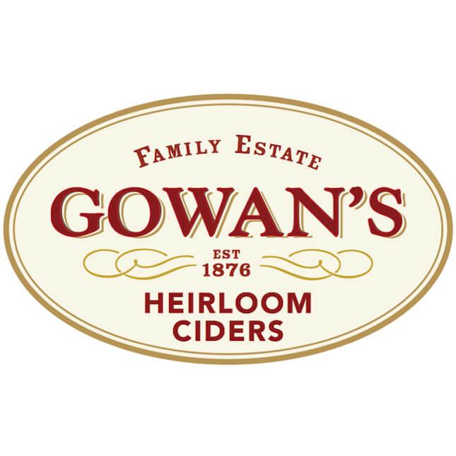 Logo of Gowans Sierra Beauty Heirloom Cider