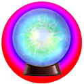 My real fortune teller free app that tells truth icon