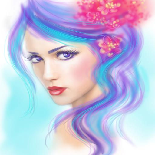 Water Paint : Color Effect