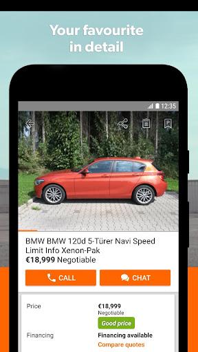 mobile.de u2013 Germanyu2018s largest car market screenshots 4