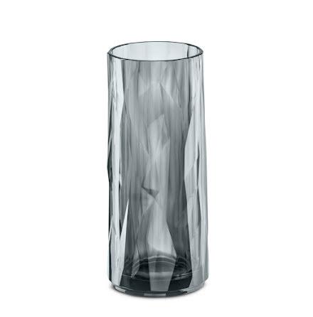 CLUB NO. 3 Longdrinkglas 6-pack 250ml, transparent grå