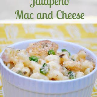 Jalapeño Mac and Cheese