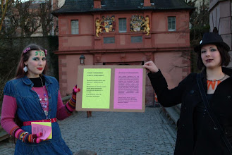 Photo: Gender Equality in Darmstadt, Germany