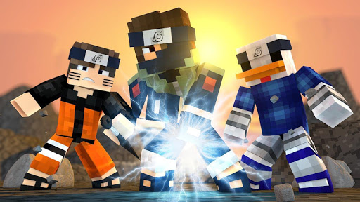 Skins for MinecraftPE - Naruto