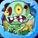 Mr Zombie 2048 icon