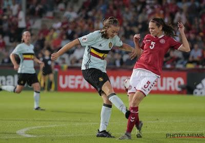 """Tine De Caigny heeft er nog vertrouwen in: """"Verder bouwen op tweede helft tegen Denemarken en dan kan het goedkomen"""""""