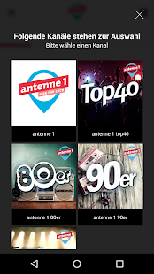 antenne 1- screenshot thumbnail