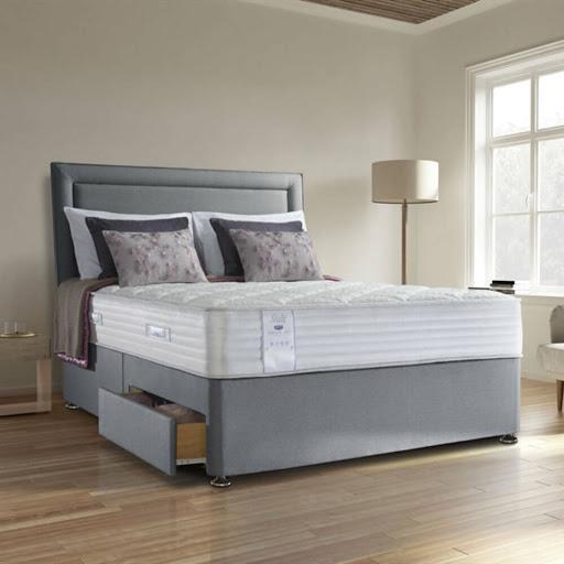 Sealy Alder Memory Divan Beds