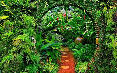 Garden Wallpaper - Apps on Google Play