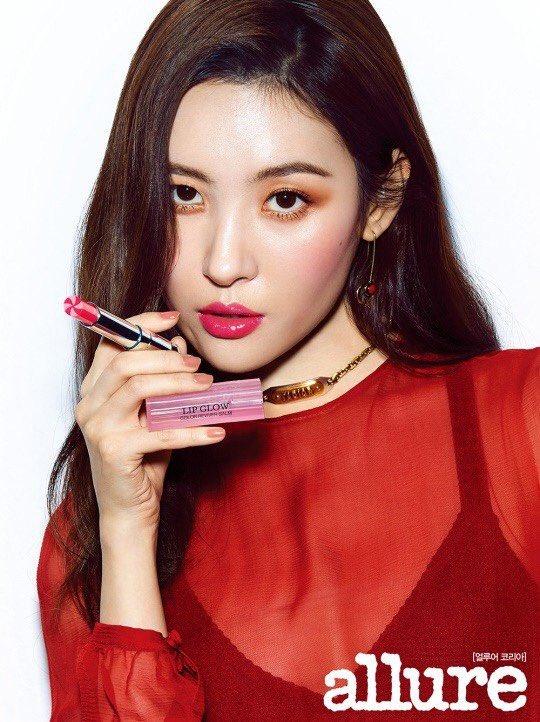 sunmi makeup 13