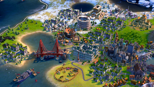 Civilization VI - Build A City   Strategy 4X Game  screenshots 6