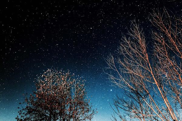 Blue skies di riccardo_nico