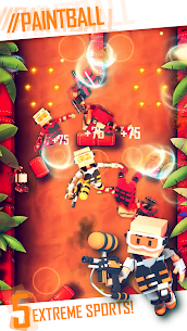 Flick Champions Extreme Sports MOD (Unlimited Money) 1