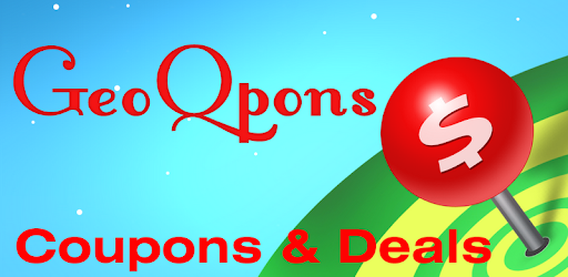 GeoQpons Shopping Coupons and Sales - Apps on Google Play