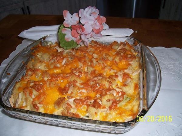 Chicken Divan Supreme Recipe