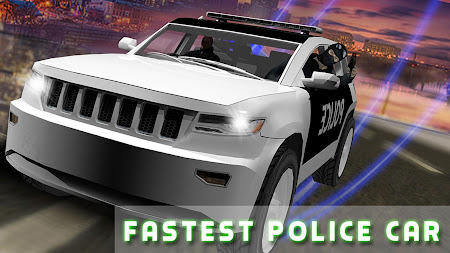 Police Chase Street Crime 3D 1.1 screenshot 221730