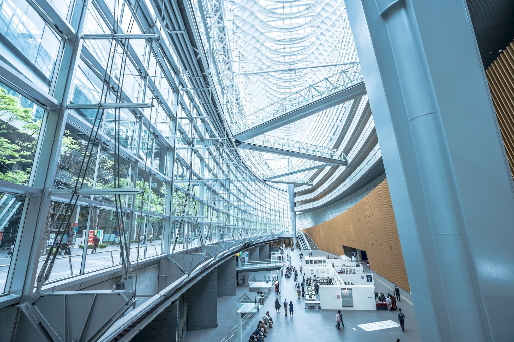 東京国際フォーラム 広角1