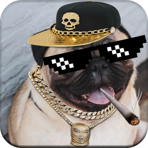 Thug Life Picture Editor Icon