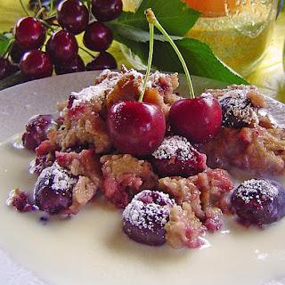 Ingredients German Cherry Dessert