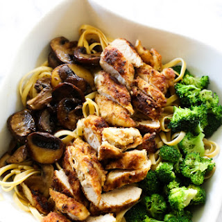 Chicken Mushroom Broccoli Pasta Recipes.