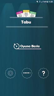 Tabu - náhled